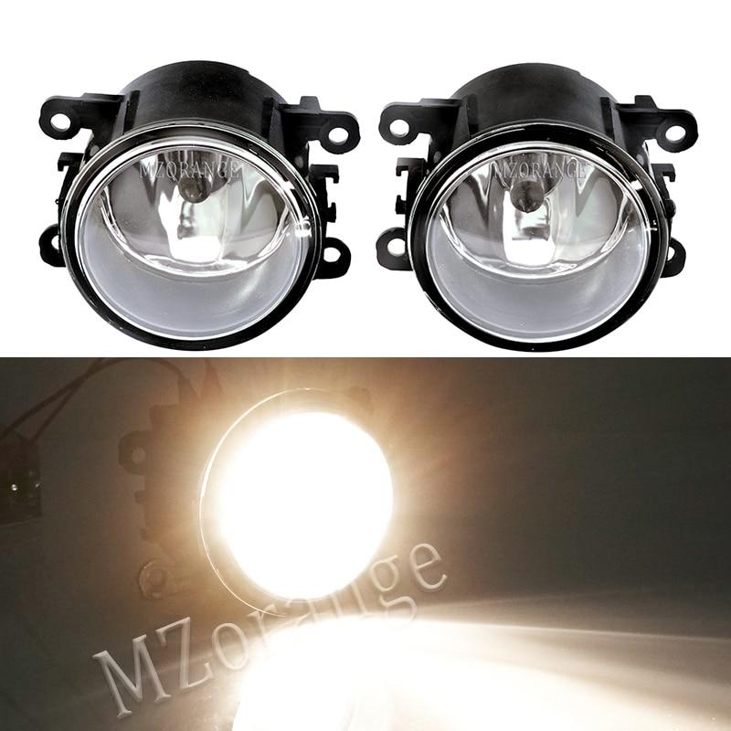 Luzes de nevoeiro para suzuki grand vitara luz de nevoeiro alto swift ignis jimny splash 1998-2015 halogênio foglights faróis 2 pçs