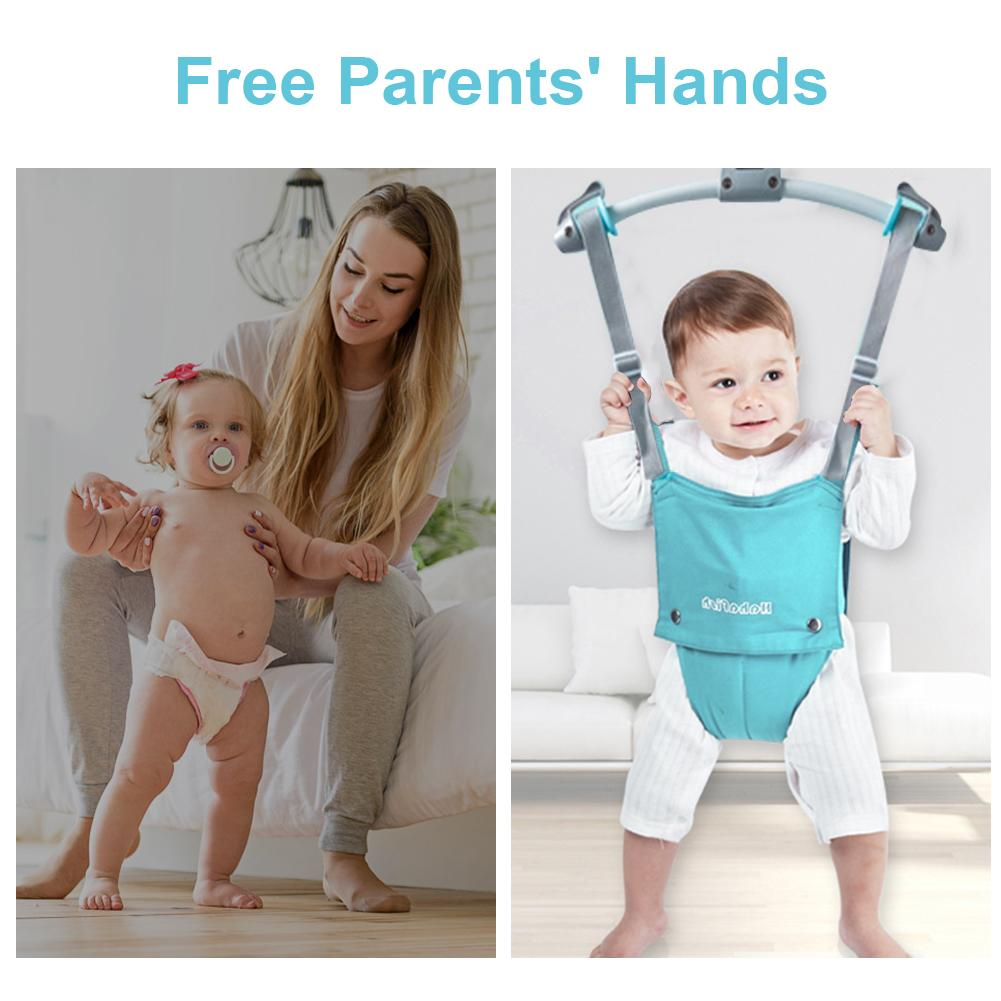 Baby Swing Exerciser With Door Clamp Toddler Jumping Baby Bouncer Perfect Exercise Toy For Infants Love To Jump And Have Fun enlarge