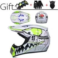 2021 professional off road motocross helmet for kids motobiker helmets racing motorcycle helmet dirt bike capacete moto casco