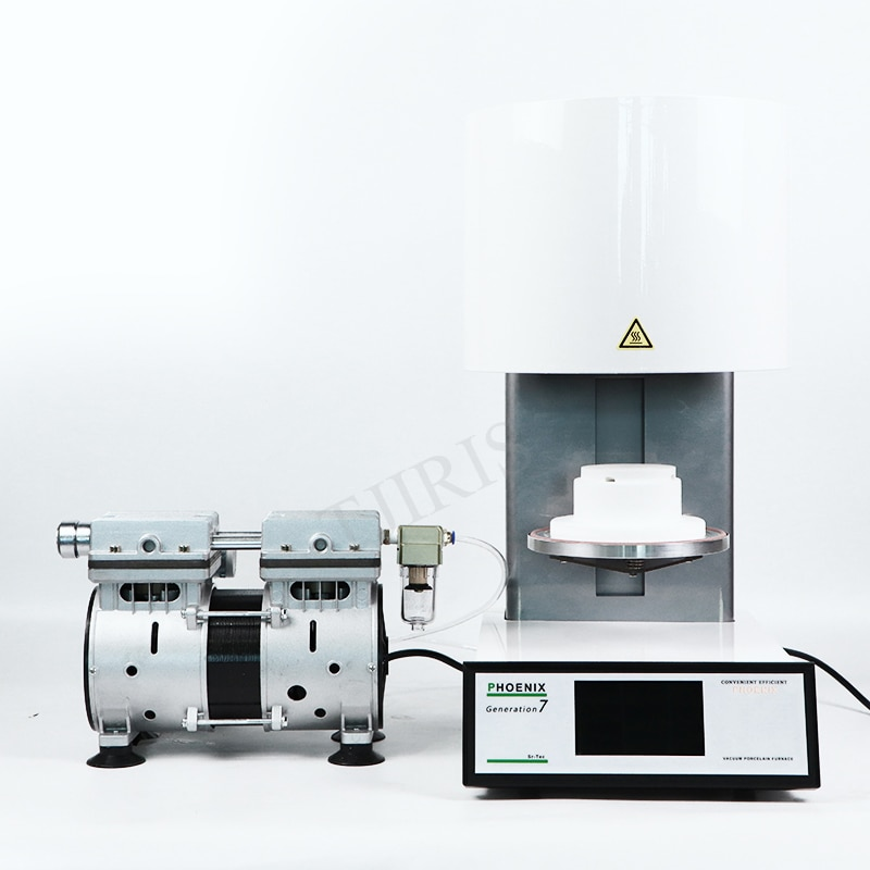 Стоматологическое лабораторное оборудование PHOENIX-7, сенсорный экран, Стоматологическая лампа