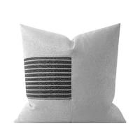 decorative cushion cover for outside garden chair ins fashion sofa pillows cushions home decor 45x45cm30x50cm