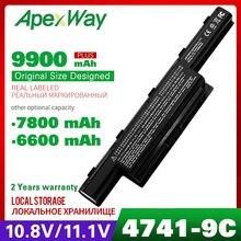 9 cellules batterie dordinateur portable pour Acer Aspire 5253G 5251 5252 5253 5333 5336 5349 5350 5551 5551G 5552 5552G 5560 5560G 5733 5733Z 5736