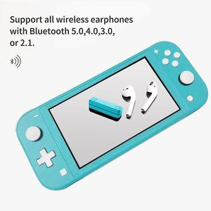 Image 4 - Беспроводной аудиопередатчик GuliKit NS07 Pro, маршрут Air, голосовой чат, USB C, Bluetooth, аудиоадаптер для Nintendo Switch Lite, PS4, ПК