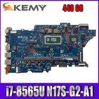 srffw cpu i7 8565u for hp 450 g6 notebook motherboard da0x8jmb8e0 x8j 8l ddr4 100 test wor