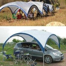 10 Stuks Tent Nail Ultra Hoge Sterkte Lange Verdikte Tent Stakes Peg Camping Apparatuur THJ99