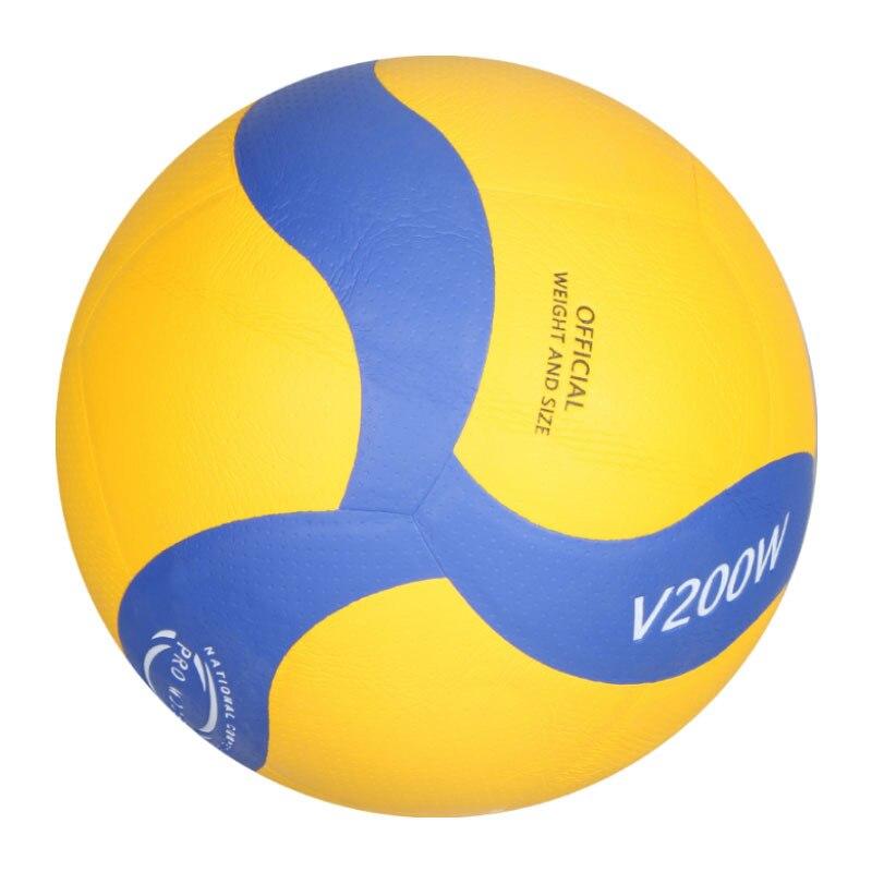 بولي volleyball الكرة الطائرة الناعمة الكرة الطائرة الصلبة V200W الكرة الطائرة MVA300 لعبة التدريب الكرة OEM التخصيص