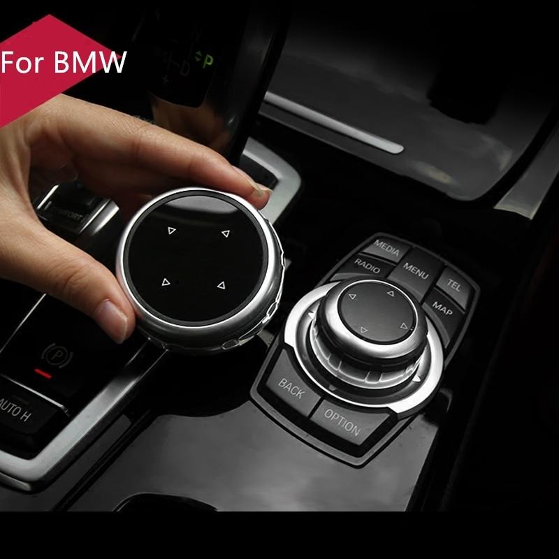 Оригинальные автомобильные Мультимедийные кнопки наклейки для BMW 1 2 3 5 7 серии X1 X3 X5 X6 F30 F10 F15 F25 E71 E84 E90 E70 F11 E60 F20
