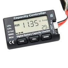 Vérificateur de capacité de batterie lipo numérique de CellMeter-7 RC pour vérificateur de batterie Lipo/Life/Lilo/NiCd/NiMh