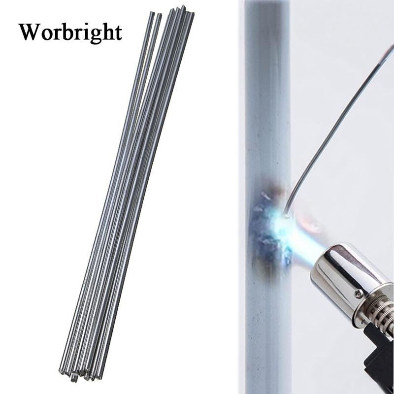 Varillas de soldadura universales fux-cored, electrodo de alambre de soldadura para cobre,...