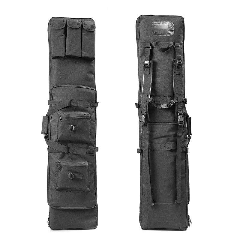 Airsoft tático bolsa de caça de paintball, airsoft, tático, 85cm, 100cm, 120cm, militar, estojo coldre para arma, rifle, airsoft, pesca saco do saco