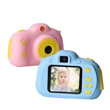 Children's Puzzle Outdoor Photography Mini Camera Children's Educational Toddler Toys Photo Camera K