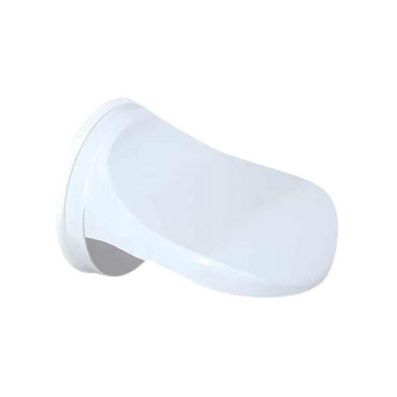 Reposapiés de baño antideslizante Pedal de apoyo de seguridad con ventosa E2S