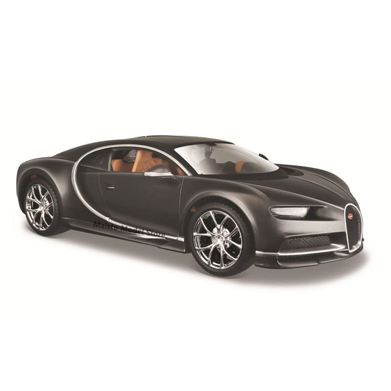 Maisto 1:24 Bugatti CHIRON edition Highly-detailed die-cast precision model car Model collection gift