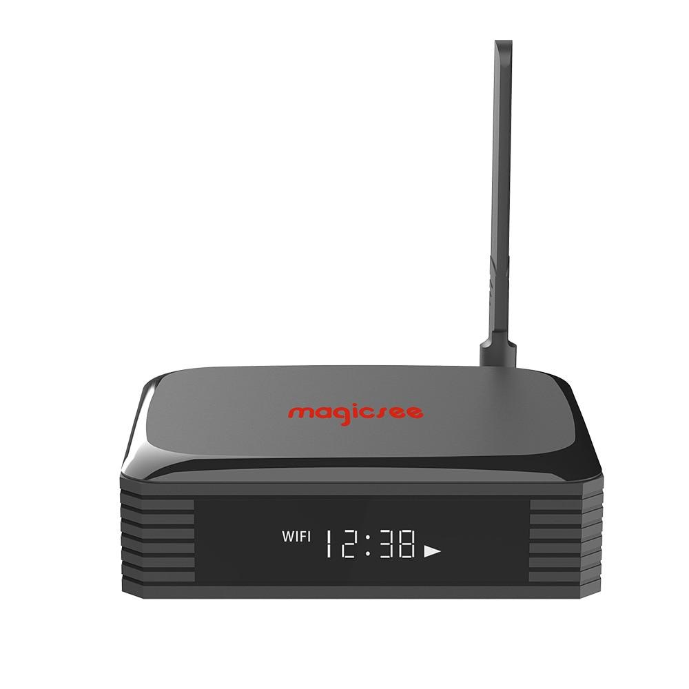 شبكة يلقي تحكم مع شاشة تلفزيون فك التشفير موبايل لاسلكي صندوق التلفزيون صندوق يمكن إضافة قرص صلب أندرويد 9.0