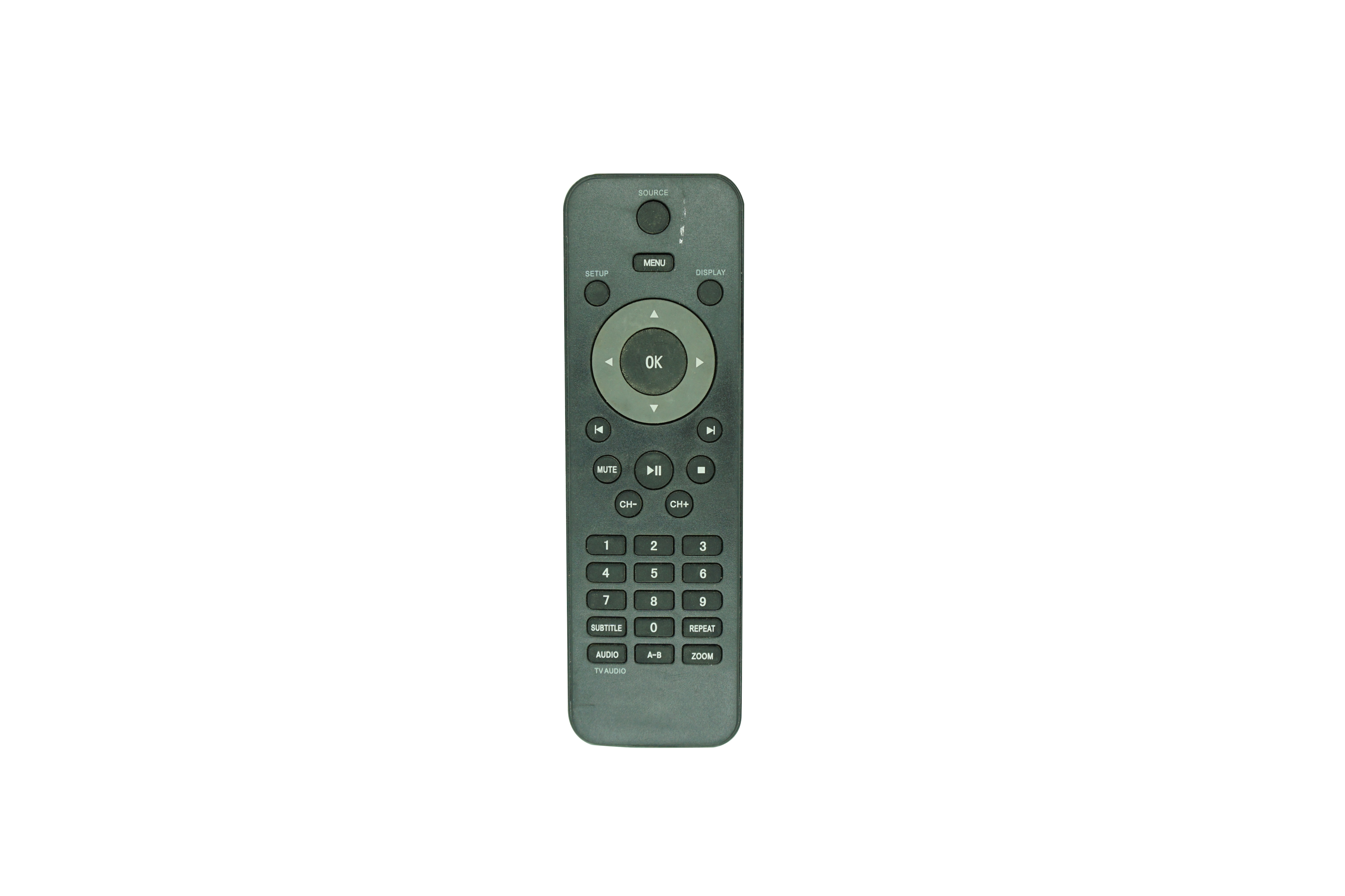 Remote Control For Philips PD7007 PD7007/98 PD7007/51 PD7007/55 portable dvd player
