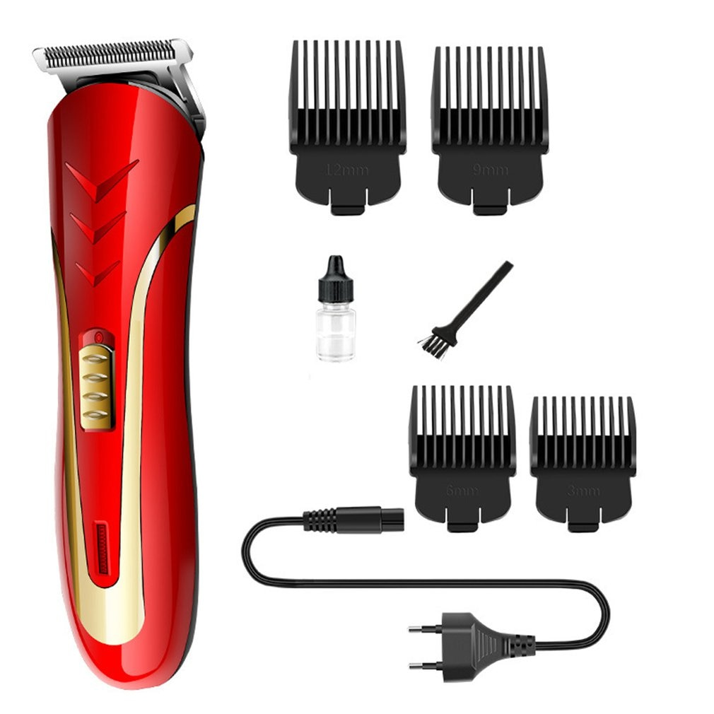 Professional cordless hair clipper and electric nose hair clipper men's hair clipper beard trimmer s