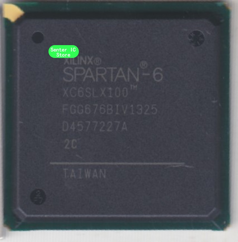 XC6SLX100-3CSG484I جديد الأصلي