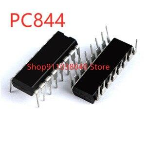 FREE SHIPPING 10pcs/lot PC844 844 DIP-16 In Stock 20pcs/lot