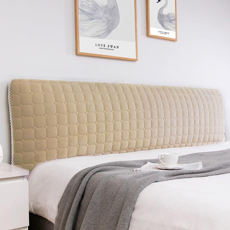 الأوروبي قصيرة أفخم غطاء لينة مريحة اللوح الأمامي غطاء الغبار برهان السرير رئيس عودة حامي غطاء Colchas الفقرة كاما