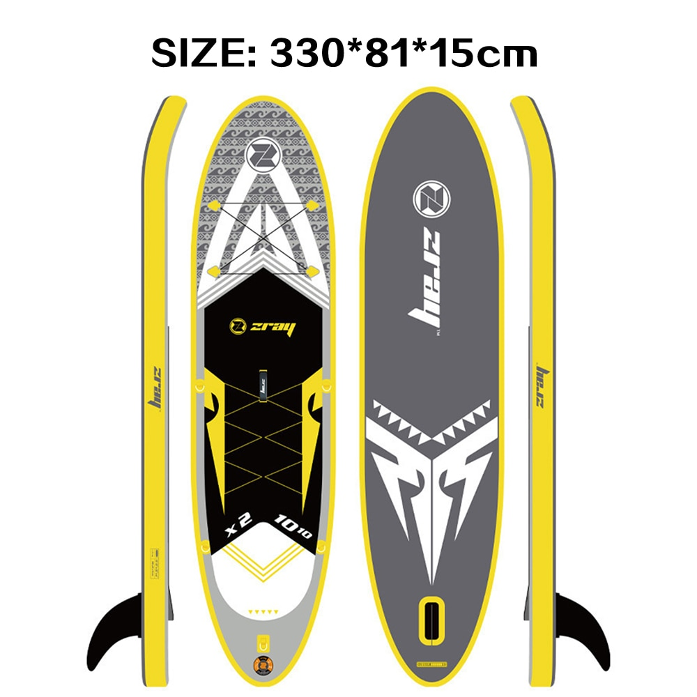330*81*15cm inflatable surfboard stand up paddle board surfing AQUA MARINA water sport sup board dinghy raft