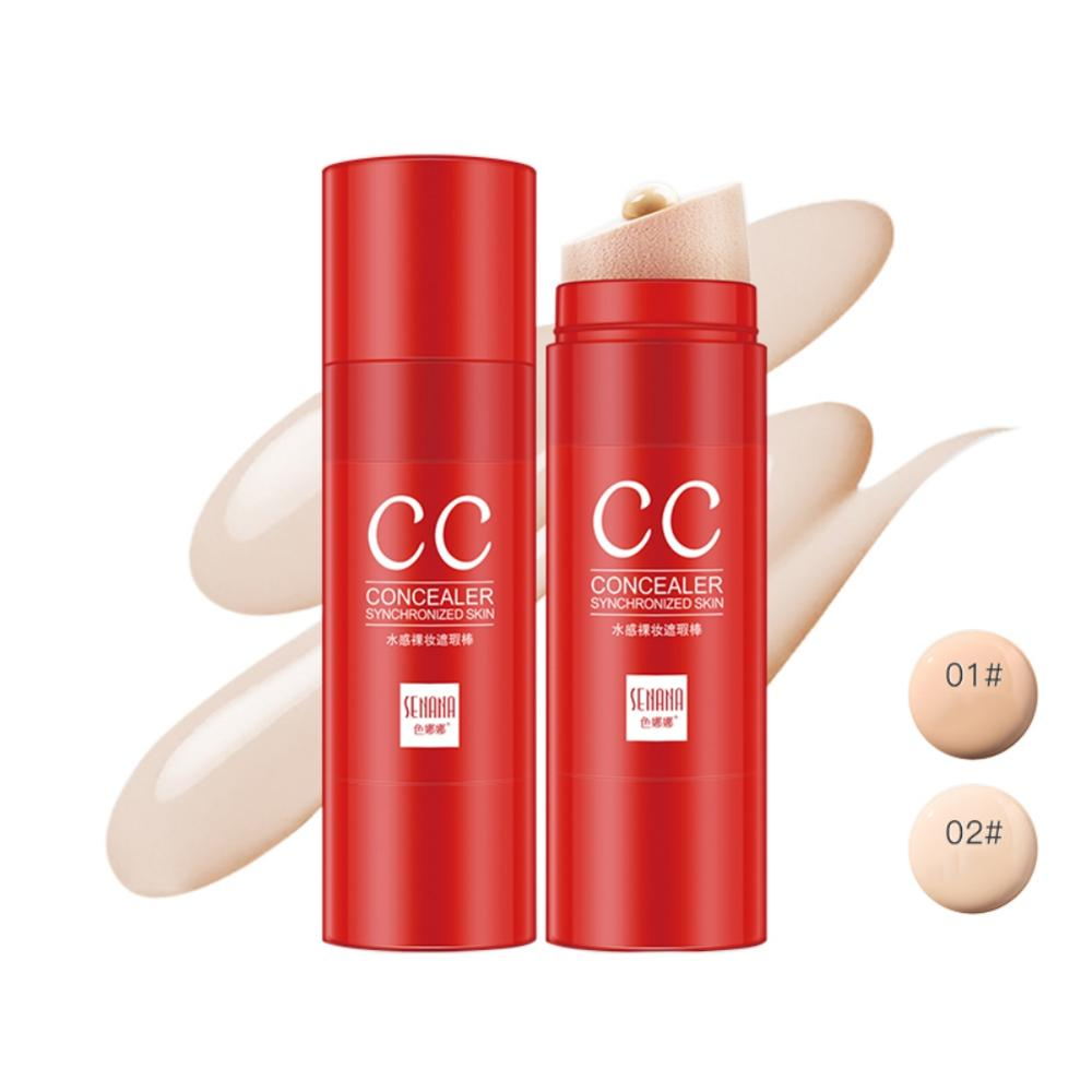 Corrector mágico, Base de maquillaje, Base de maquillaje, cobertura completa, contorno, corrector facial, Base de crema, Primer hidratante, corrector de piel #