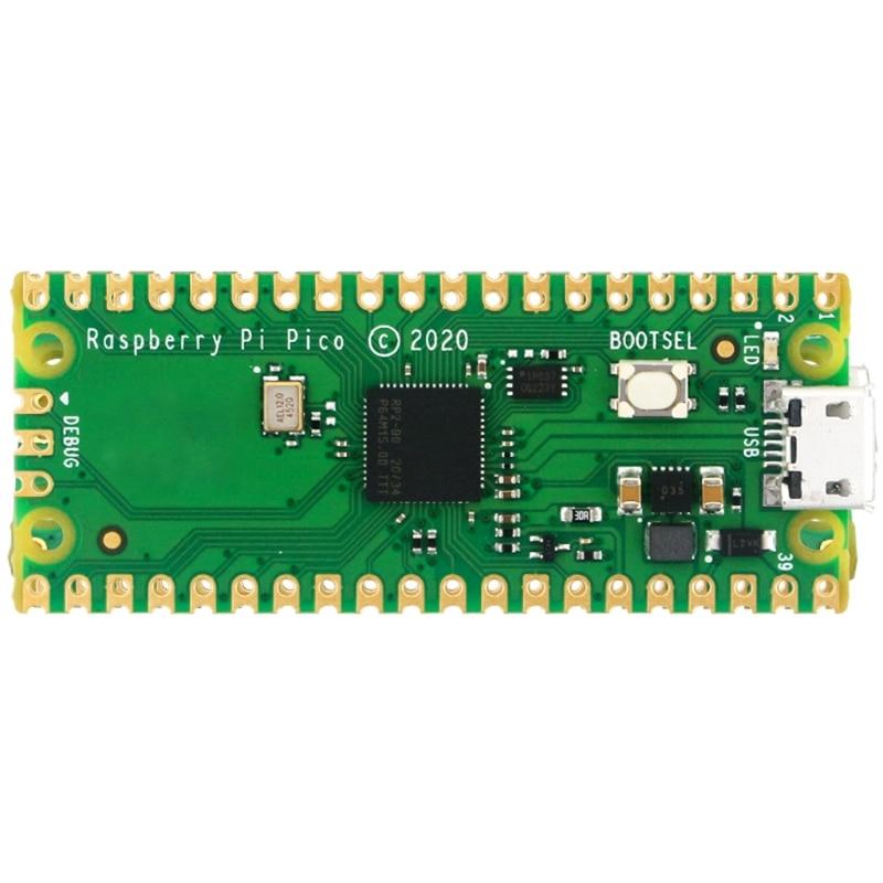 Placa de control para Raspberry Pi Pico, Micro controlador con Flexible Digital