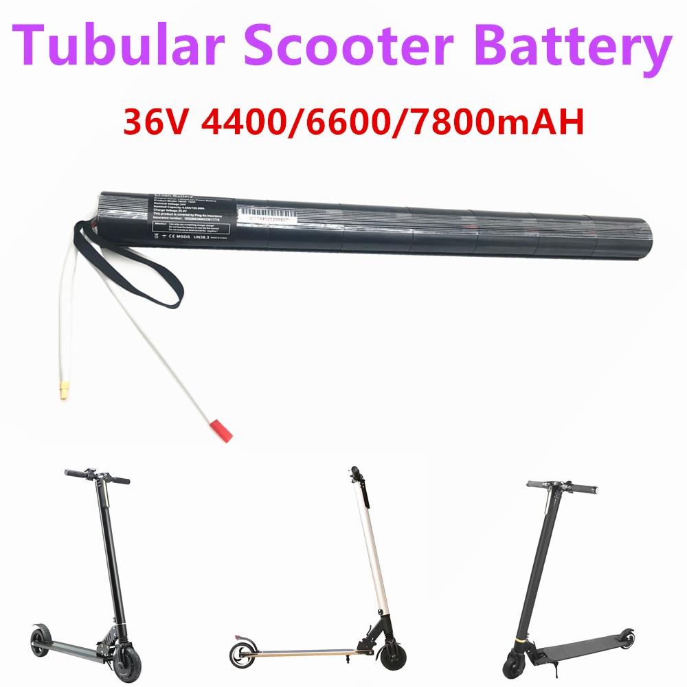 36V Paquete de batería de litio de fibra de carbono de scooter...
