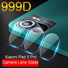 3PCS Back Camera Lens Tempered Glass For Xiaomi Mi Pad 5 Pro Screen Protector 11 inch Film For Xiaom