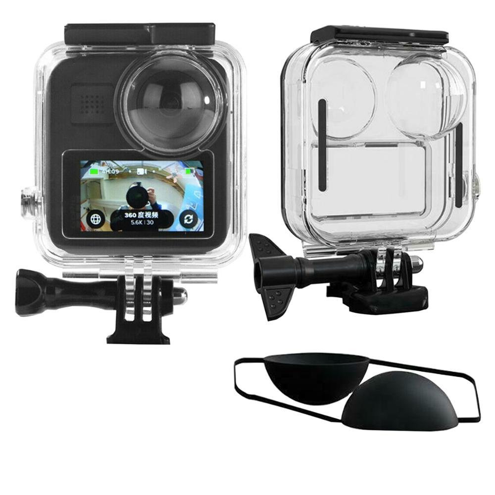 Carcasa resistente al agua para GoPro Max, funda protectora para Go Pro...