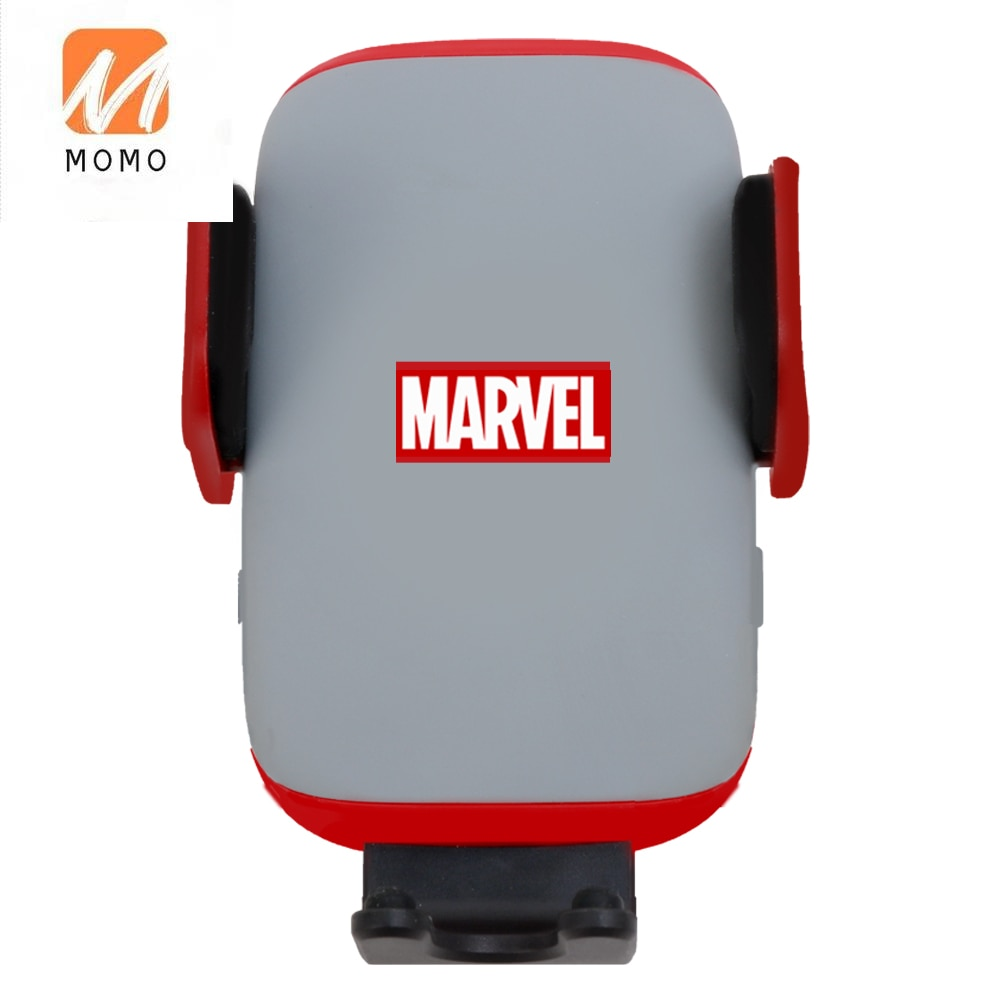 Универсальное беспроводное автомобильное зарядное устройство MORUN MARVEL 2021, беспроводное зарядное устройство для телефона, автомобильное зар...