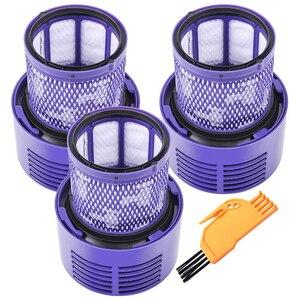 Аксессуары для пылесоса, картридж с фильтром, аксессуары подходят для пылесоса Dyson V10 Cyclone Series SV12