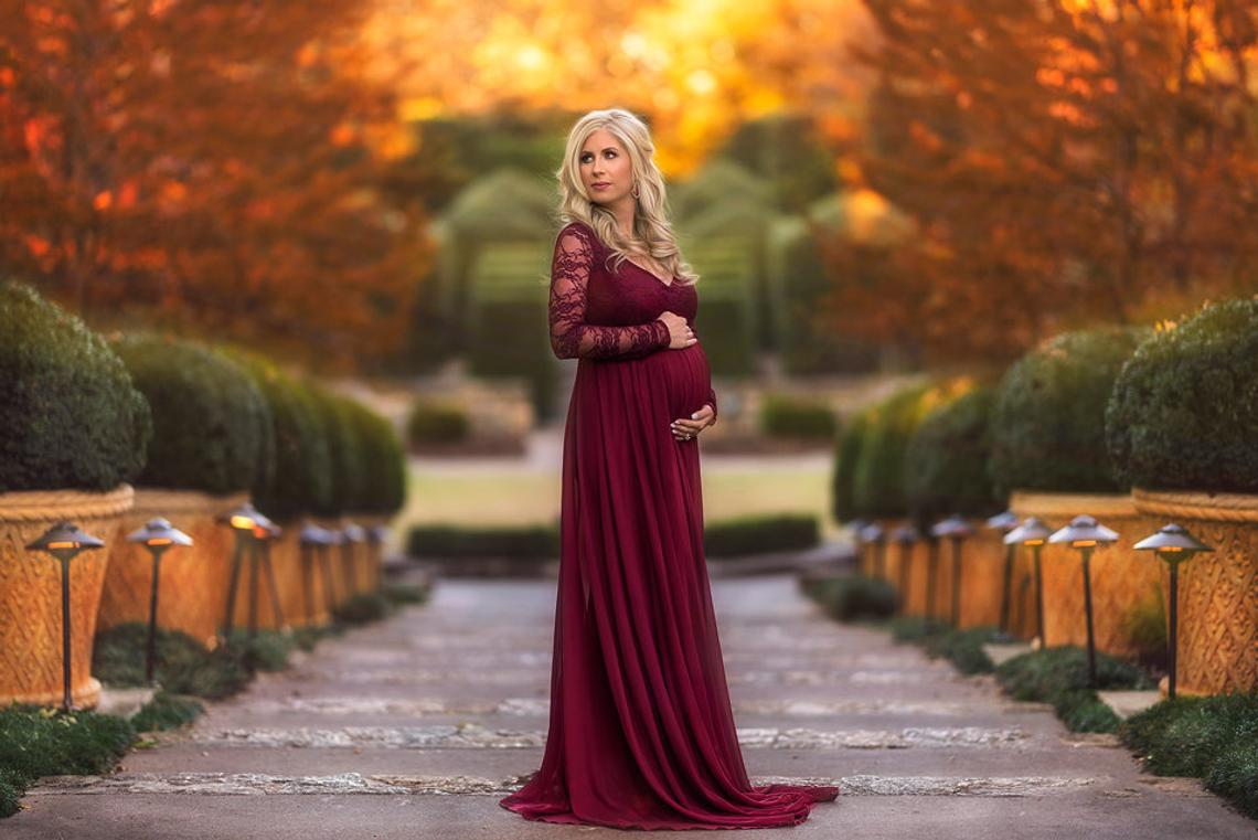 Long Lace Maternity Photography Props Dresses Sexy Fancy Pregnancy Dress Photo Shoot Clothes For Pregnant Women Maxi Gown 2021 enlarge
