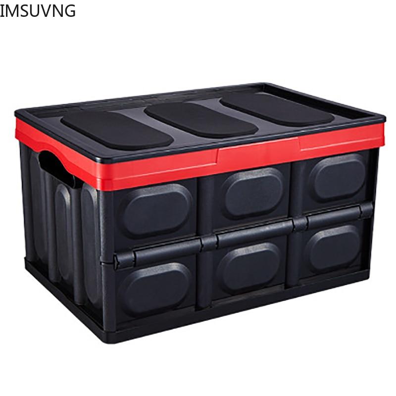 Car storage box Car storage tools Foldable storage box for trunk Multifunctional folding storage box