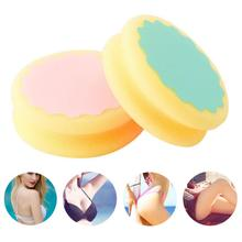 1-2 PCS Hair Remover Sponge Painless Women Hair Removal Sponge Soft Cute Depilation Tools Skin Care