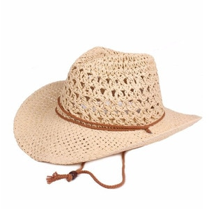 Summer Women Sun Hats Hand Made Hollow Out Straw Fedora Jazz Hats For Men Vintage Beach Panama Cap Chapeu feminino 2020