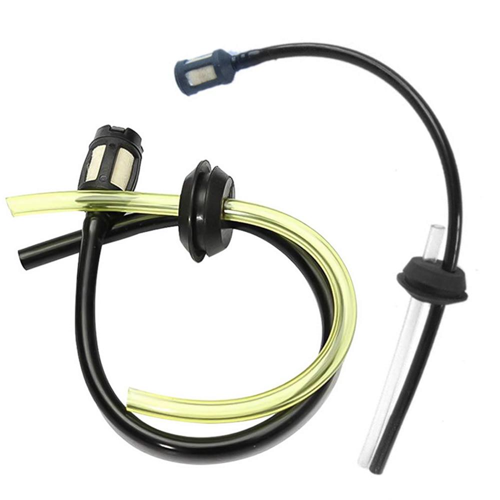 Pièces de rechange de filtre de réservoir de tuyau de tuyau de rechange pour des outils de jardin de moteur de brosse de tondeuse de Strimmer