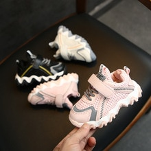 Spring New Kids Pu Leather Shoes Baby Girls Sport Sneakers Children Shoes Boys Fashion Casual Shoes