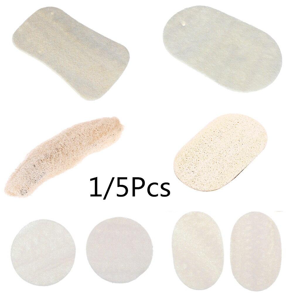 5/1 шт./лот губка для мытья посуды натуральная антимасляная кухонная губка для мытья посуды губка для посуды magic home макси 9 6 3 5 см
