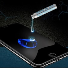 1Set Phone Screen Protector NANO Liquid Full Cover Glass Film for IPhone XS Samsung S10 Huawei Phone