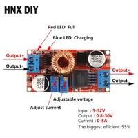 xl4015 5a dc to dc cc cv lithium battery step down charging board led power converter lithium charger step down module 5a xl4015