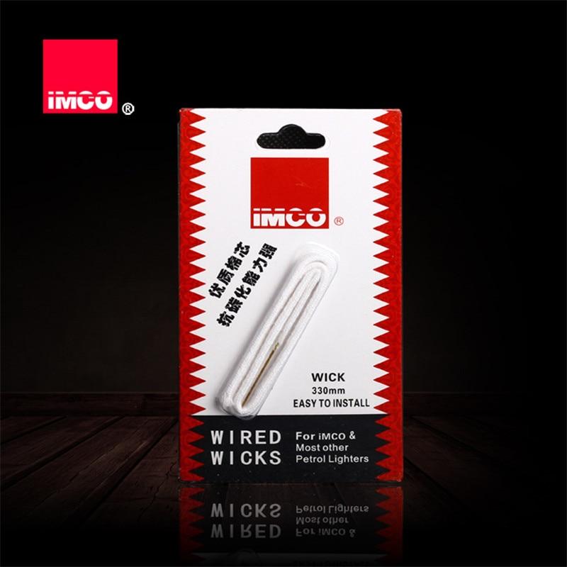 Original IMCO 330mm Cotton Wired Cotton Core For Gasoline Lighter Accessories For Kerosene Core Lighter Fire Starter Replaceable