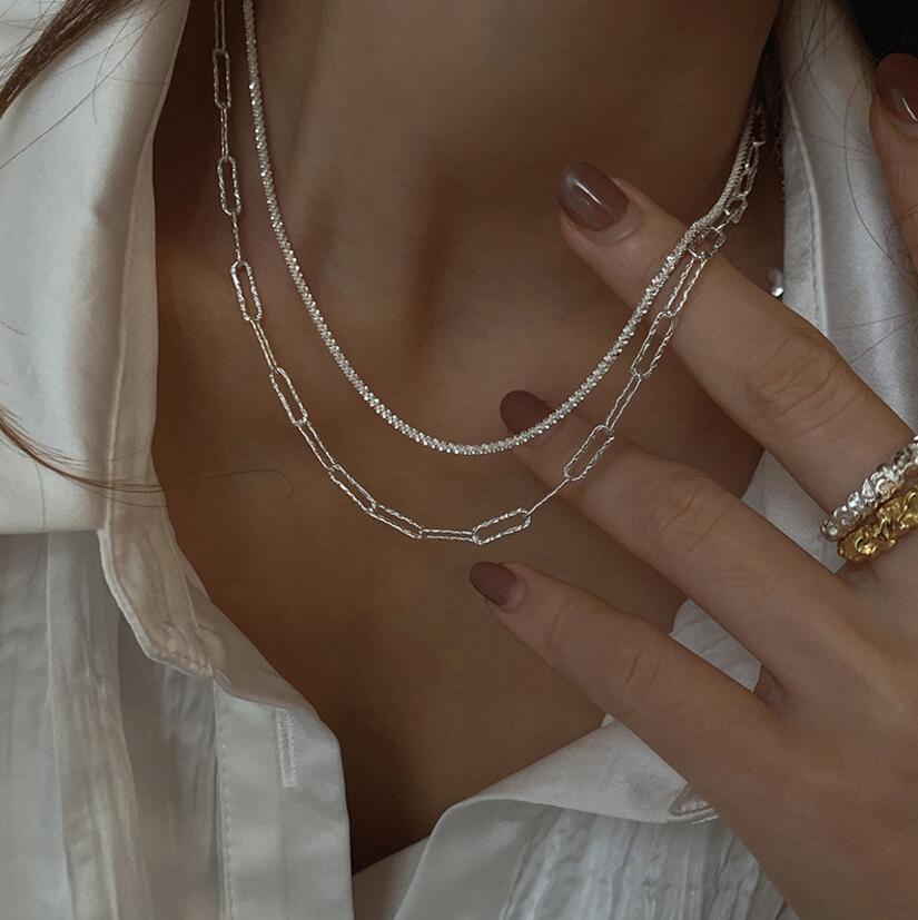 Яркая-блестящая-цепочка-искусственное-серебро-925-пробы-ожерелье-ожерелья-для-женщин-свадебные-ювелирные-изделия-подарок-девушке