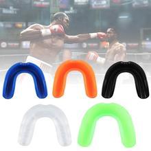 Nuevo protector de boca protector de dientes para boxeo fútbol baloncesto Karate Muay Thai protección de seguridad adultos y niños 7