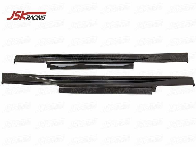 Falda lateral de fibra de carbono estilo NIS 2008-2016 para GTR R35 (JSKNSR508120)
