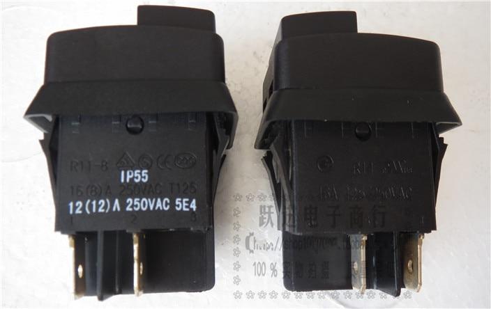 Orijinal yeni 100% elektrikli süpürge güç aksesuarları VT02W-09B QT14Z-04I QT16Z-07L düğmesi anahtarı