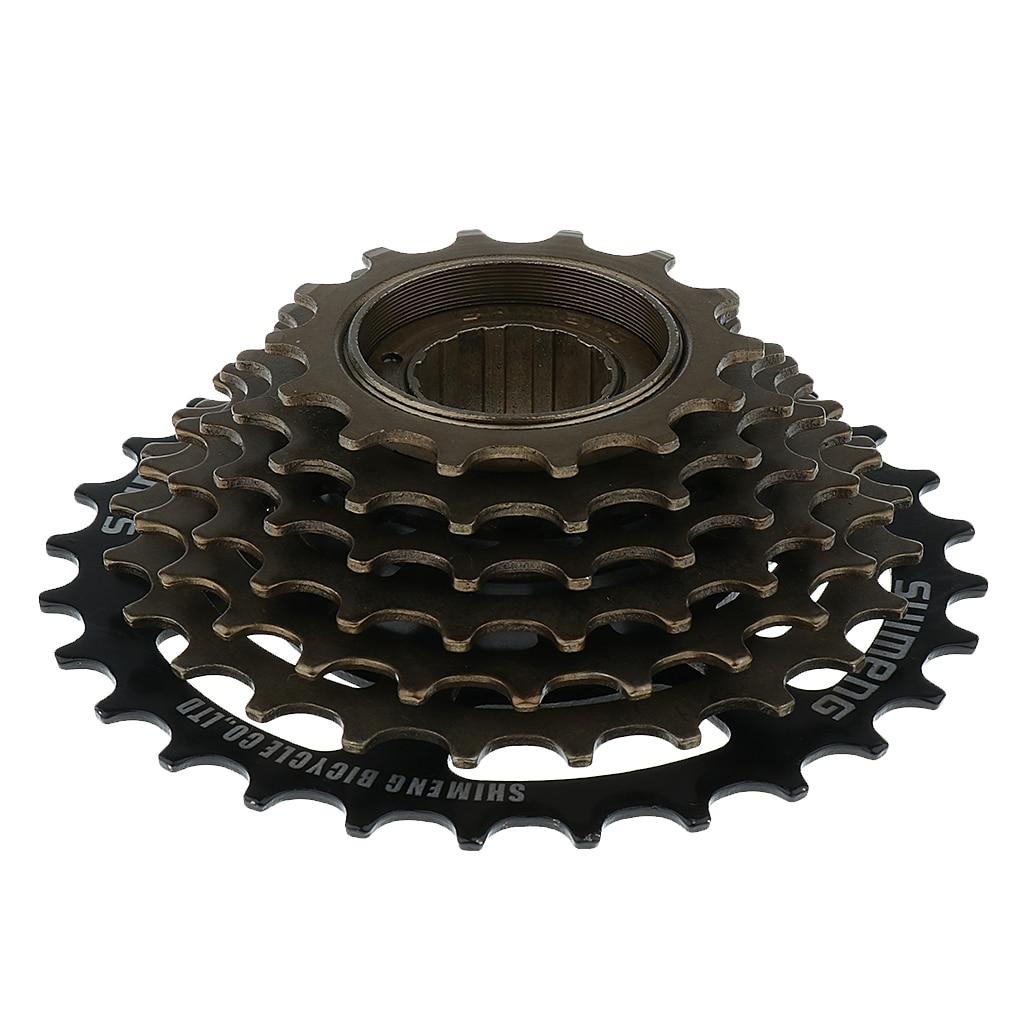 7 Speed MTB Mountain Bike Bicycle Cassette Sprockets Freewheel