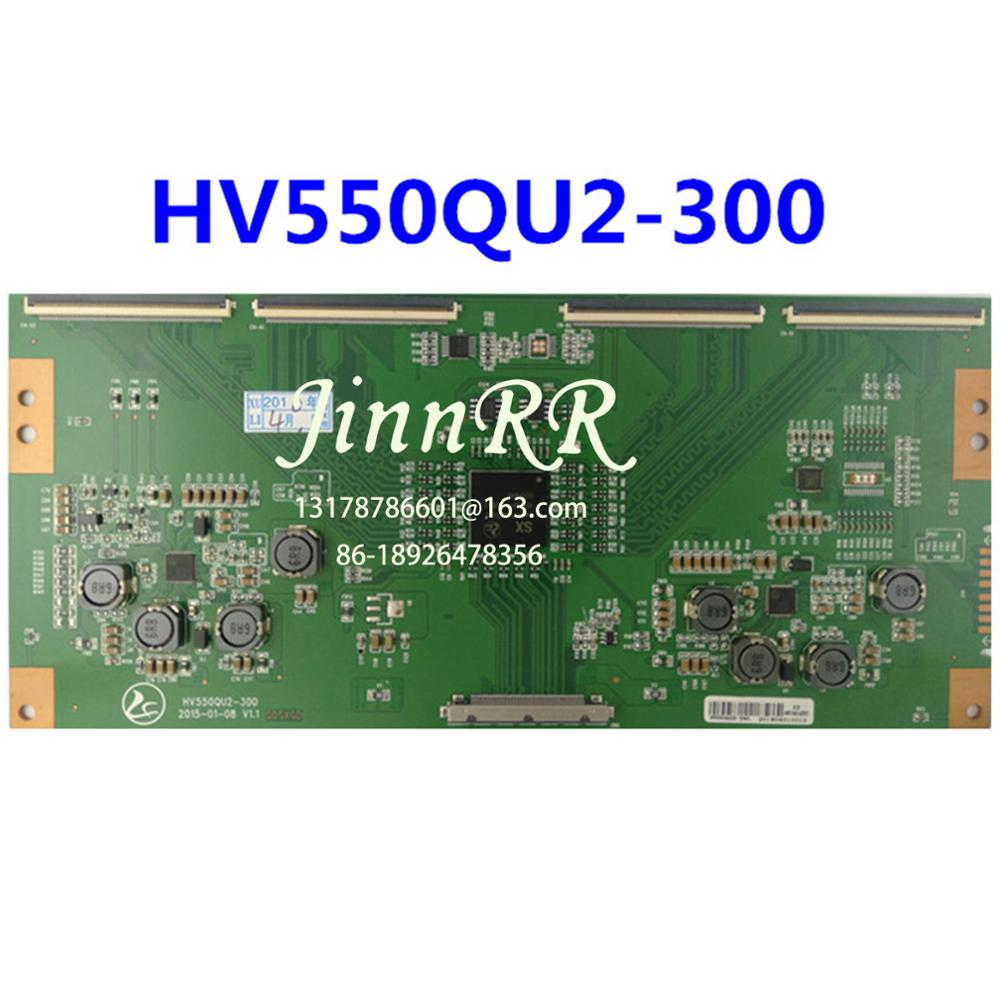 HV550QU2-300 الأصلي مجلس منطق ل HV550QUS-300 2K المنطق مجلس اختبار صارم ضمان جودة 55T23-C0K