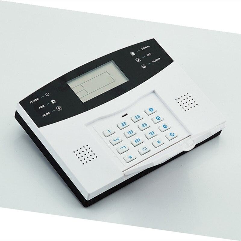 GSM сигнализация Беспроводной домашняя охранная сигнализация Системы APP сигнализация SMS с ЖК-дисплей Дисплей Автонабор обнаружения движения...