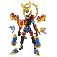 customized900pcs moc mecha series model small particle diy building block model toy gift for decor