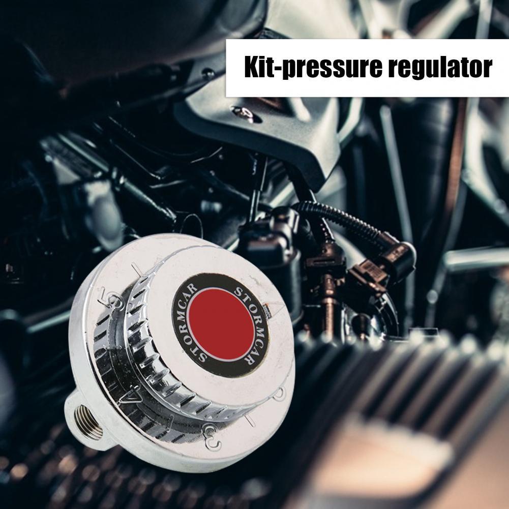 Регулятор давления, функциональный, с хорошей производительностью, серебристый, бронзовый, комплект регулятора давления топлива для двига...